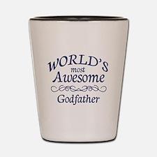Godfather Shot Glass