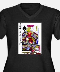 Twisted Jacks Traditional Jack of Spades Women's P