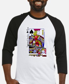 Twisted Jacks Traditional Jack of Spades Baseball