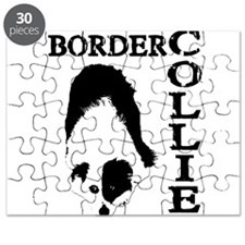 Border Collie waiting-4a.png Puzzle
