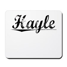 Hayle, Aged, Mousepad