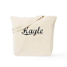 Hayle, Aged, Tote Bag
