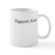 Haywards Heath, Aged, Mug