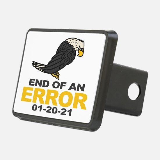 End of an Error Hitch Cover