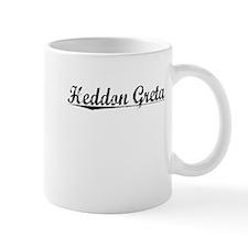 Heddon Greta, Aged, Mug
