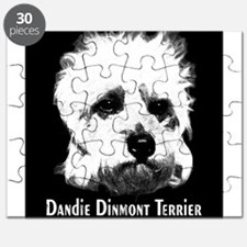dandie dinmont2 dry brush breed name.png Puzzle