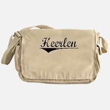 Heerlen, Aged, Messenger Bag