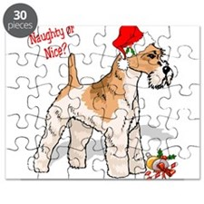 wire fox terrier santa naughty.png Puzzle