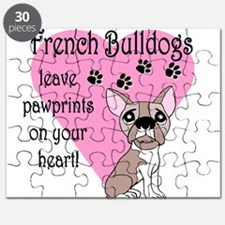 french bulldogs pawprints.png Puzzle