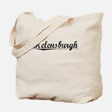 Helensburgh, Aged, Tote Bag
