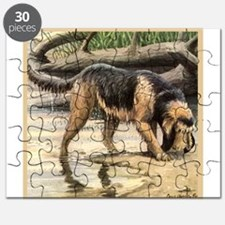 Unique Otterhounds Puzzle