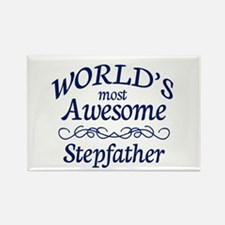 Stepfather Rectangle Magnet