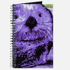Cute Sea otter Journal