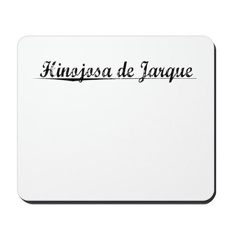Hinojosa de Jarque, Aged, Mousepad
