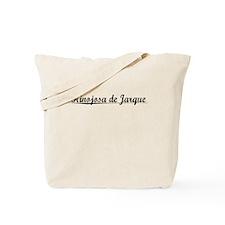 Hinojosa de Jarque, Aged, Tote Bag