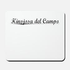 Hinojosa del Campo, Aged, Mousepad