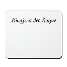 Hinojosa del Duque, Aged, Mousepad