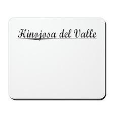 Hinojosa del Valle, Aged, Mousepad