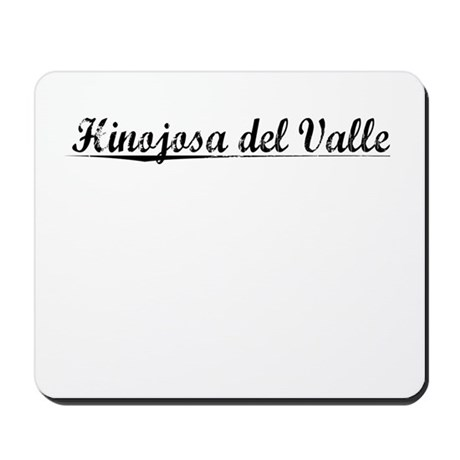 Hinojosa del Valle, Aged, Mousepad