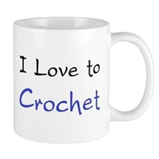 i love to Mug