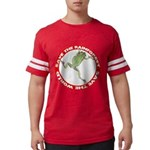 FIN-save-rainforest-treefrog.png Mens Football Shi