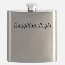 Houghton Regis, Aged, Flask