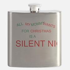 Silent Night Flask