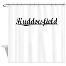 Huddersfield, Aged, Shower Curtain