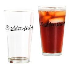 Huddersfield, Aged, Drinking Glass