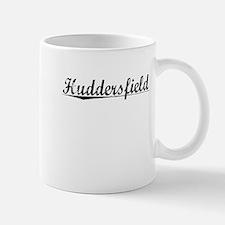 Huddersfield, Aged, Mug