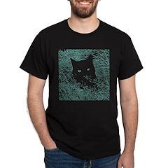 Cat in bluegrass T-Shirt