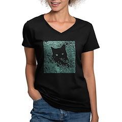 Cat in bluegrass Shirt