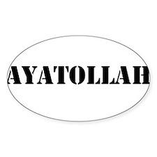 Ayatollah Decal