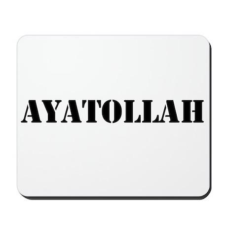 Ayatollah Mousepad