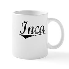 Inca, Aged, Mug