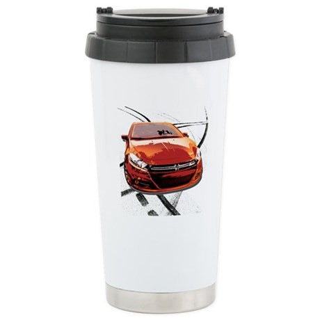 Dart StyLe Stainless Steel Travel Mug