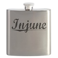 Injune, Aged, Flask