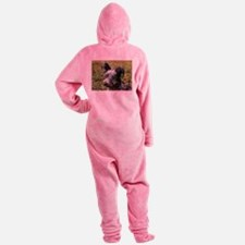 SkyeButtercups.png Footed Pajamas