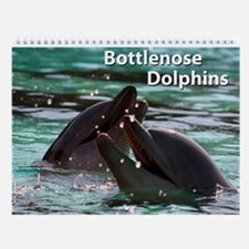 Bottlenose Dolphin Wall Calendar