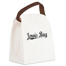 Jervis Bay, Aged, Canvas Lunch Bag