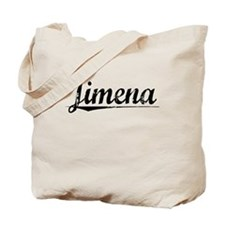 Jimena, Aged, Tote Bag