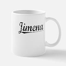 Jimena, Aged, Mug