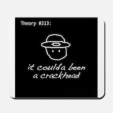 Theory #213 Mousepad