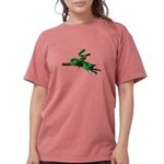 FIN-green-tree-pyth... Womens Comfort Colors Shirt
