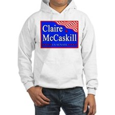 MO Claire McCaskill US Senate Hoodie
