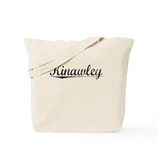 Kinawley, Aged, Tote Bag