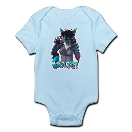 This is my RAWR face! Infant Bodysuit
