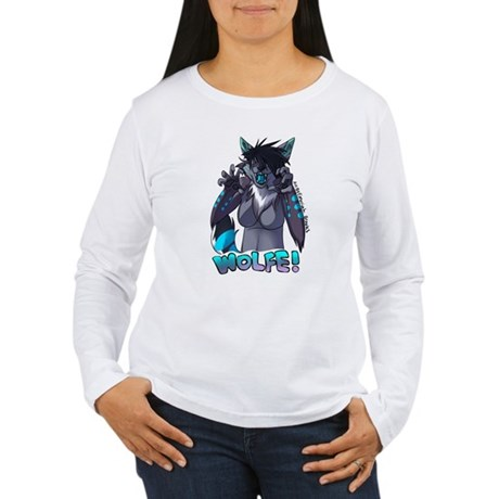 This is my RAWR face! Women's Long Sleeve T-Shirt