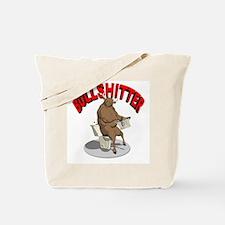 Bullshitter Tote Bag