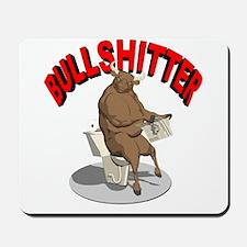 Bullshitter Mousepad